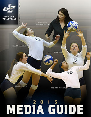 Cover of Juniata College Athletics Media Guide, 2013