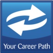 Career Path Icon links to more info regarding careers in Communication