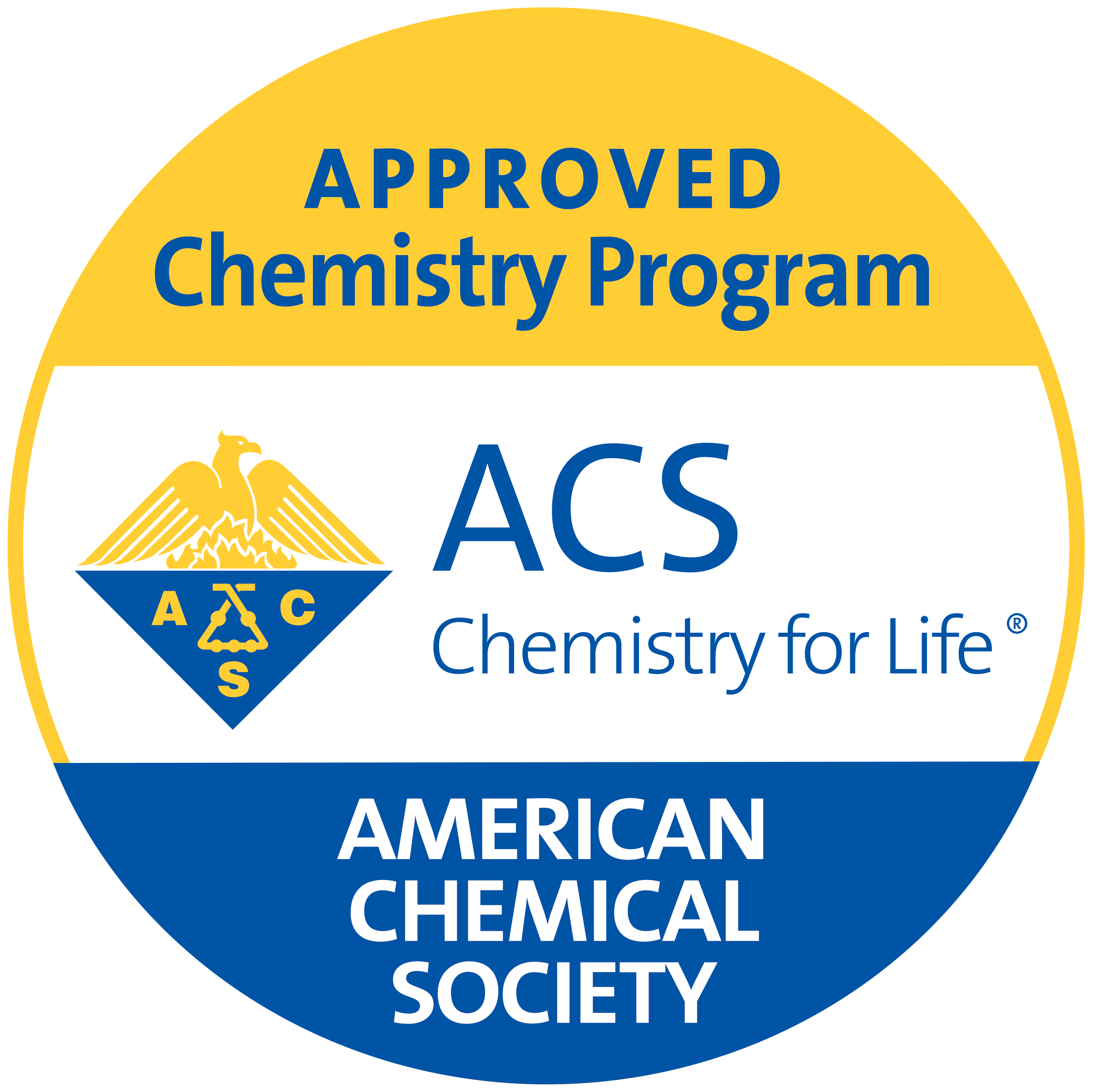 ACS Approved Chemistry Program
