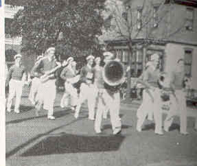 Historial Marching Band Photo