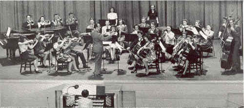Historical Orchestra Photo