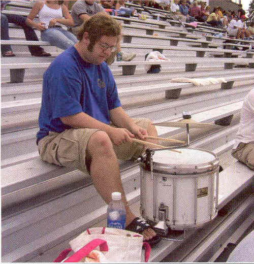 Historical Percussion Photo