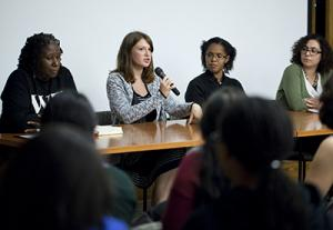 Alumni Panelists Offer Views on Social Justice