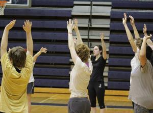 Theatre Professor's New Role: Fitness Guru