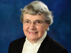 Betty Ann Cherry, Professor Emerita of History, to Speak at Commencement