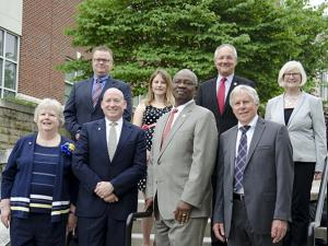 Five Juniata Graduates Receive Alumni Achievement Awards