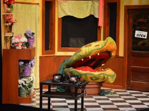 View Inside the Monster: Little Shop of Horrors