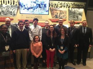 Juniata Students Experience Holocaust Museum