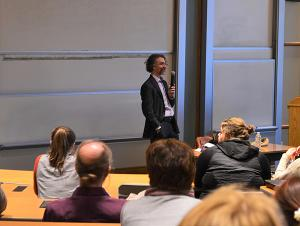 Poverty Activist Speaks at Juniata College