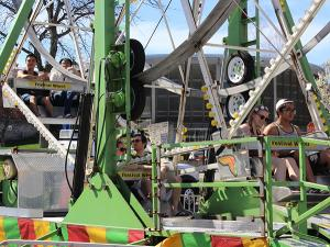 Springfest Reactions: Food, Ferris Wheels