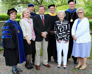 Juniata Receives Support for Faculty Development from Beachley Family