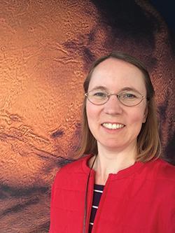 Mars Rover Researcher Kiri Wagstaff to speak at Juniata College