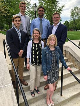 Juniata College Team Moves on to Final Round in National Bank Case Study Competition Finals