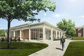 Grant funding awarded to create Statton Learning Commons at Juniata