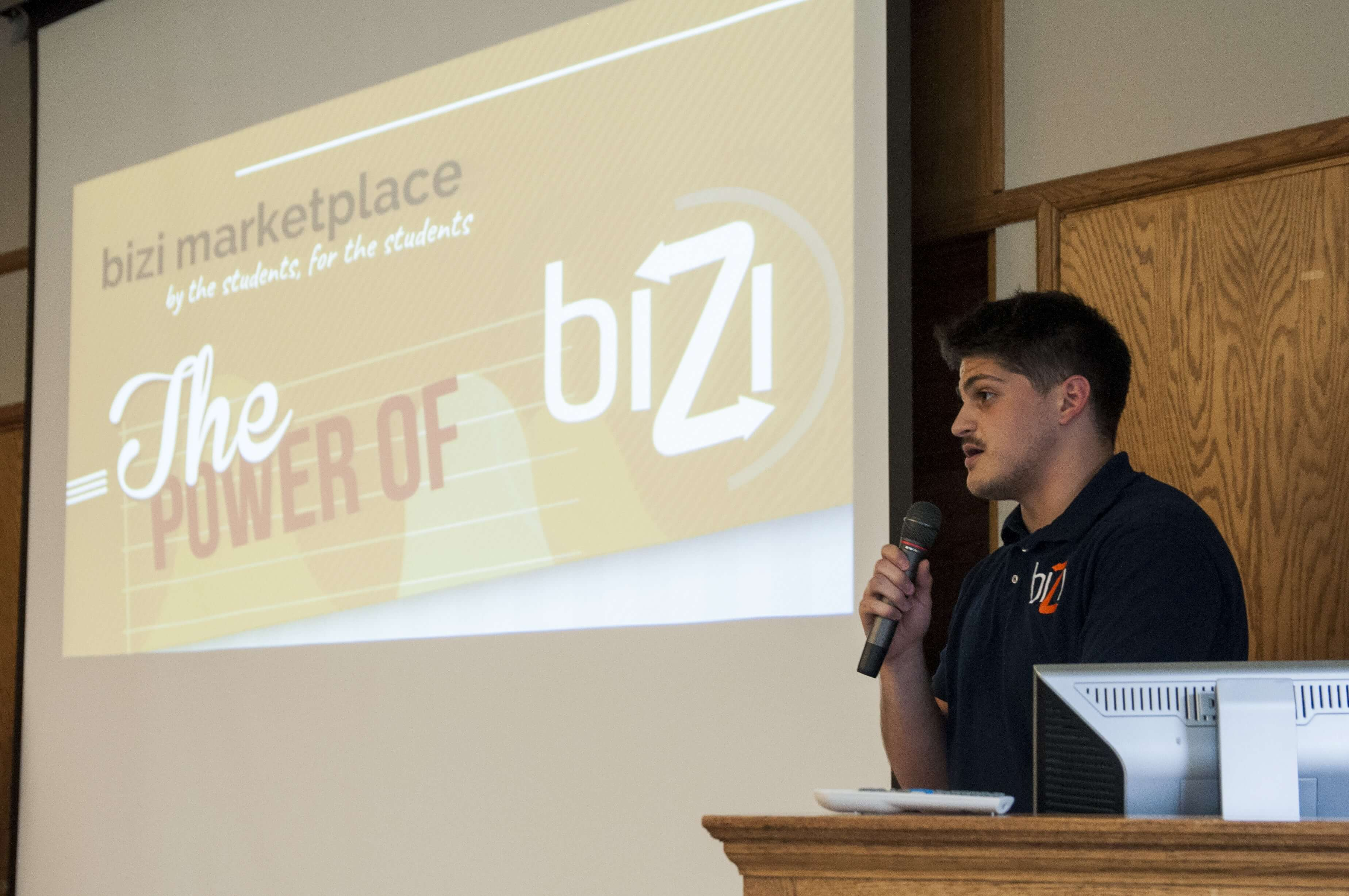 Bizi Marketplace at Juniata College